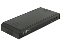 Delock Konverter CVBS, YPbPr, VGA zu HDMI