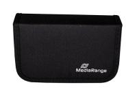 Mediarange Tasche für 6 USB-Sticks und