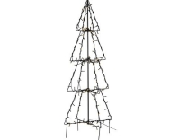 Star Trading LED Weihnachtsbaum 90 cm Foldy