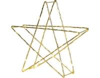 Star Trading LED Stern Super Gold 25cm