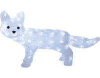 Star Trading LED Fuchs Crystalo 56cm