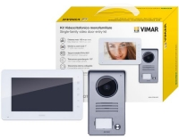 audio-video Video-Türsprech-Set EFH