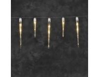 Konstsmide LED Lichtervorhang Eiszapfen