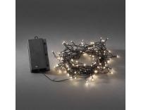 Konstsmide LED Lichterkette 240 LED schwarz