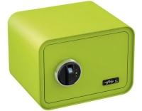 BASI mySafe 350 Fingerprint apfelgrün