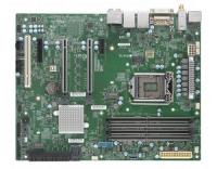 Supermicro X11SCA-W: LGA1151