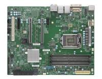 Supermicro X11SCA: LGA1151