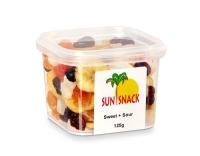 Sun-Snack Sweet + Sour