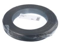 T-Draht 1.5mm2, schwarz, 100m