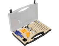 Uhren-Werkzeugset im Koffer