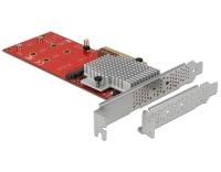 DeLock PCI-Ex8 Karte, NVMe