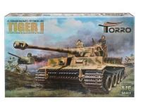 1/16 RC Tiger I Bausatz