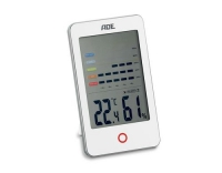 ADE Hygrometer WS1700 weiss