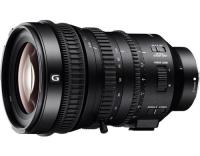 Sony E PZ 18-110 mm F4 G OSS