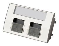 digitalSTROM IP dS-POF Floor Socket 2xSMI