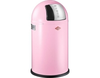 Wesco Abfalleimer Pushboy Junior 22l Pink