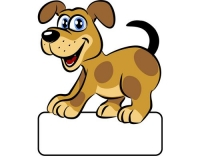 Geburtstafel Hund
