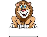 Geburtstafel Löwe