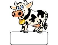Geburtstafel Kuh