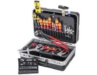 Knipex Werkzeugkoffer Sanitär 52-teilig