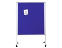Legamaster Multiboard XL blau 120x150cm