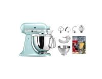 KitchenAid Küchenmaschine Artisan KSM200 eb