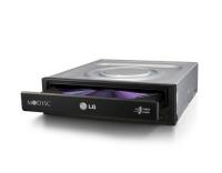 LG HLDS DVDRW 24x SATA bulk schwarz