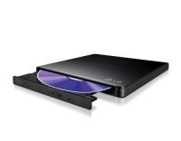 LG HLDS DVDRW 8x Slim USB retail schwarz