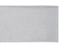 Glorex Organzaband 10 mm weiss