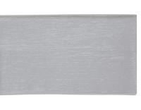 Glorex Organzaband 10 mm hellgrau