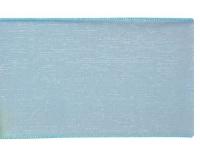 Glorex Organzaband 25 mm hellblau