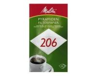 Melitta Filtertüte Pyramide 206, 200 Stück