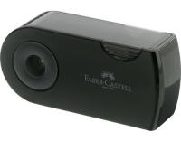 Faber-Castell Doppelspitzdose schwarz