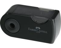 Faber-Castell Einfachspitzdose schwarz