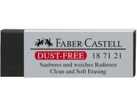 FABER-CASTELL Kunststoffradierer DUST-FREE