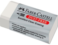 FABER-CASTELL DUST-FREE Radierer