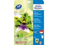 Avery Zweckform Premium Inkjet Foto Papier