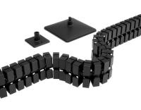 Actiforce Kabelkette SLIM, black
