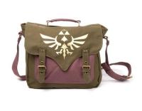 Difuzed Zelda Triforce Tasche