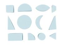 Creativ Company Moosgummi-Stempel