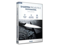 Franzis: Sharpen Projects 3 professional