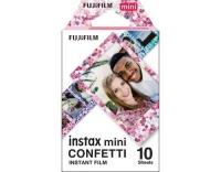 Fujifilm Instax Mini 10 Blatt confetti