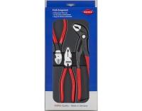 Knipex Kraft-Zangen Paket 3-teilig