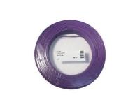 T-Draht 1.5mm2, violet, 100m