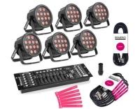 BeamZ SlimPar 35 Licht Set