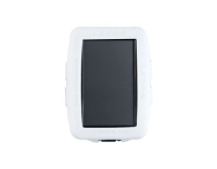 LEZYNE Mega XL GPS Cover White
