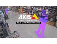AXIS Video Analyse Privacy Shield