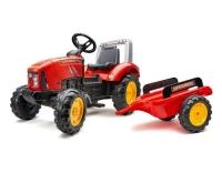Traktor plus Anhänger