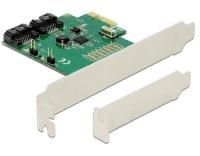 Delock 2x SATA PCI-Ex1 RAID-Karte