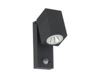 EGLO SAKEDA PRO LED-Wandl. m.Sensor ant.
